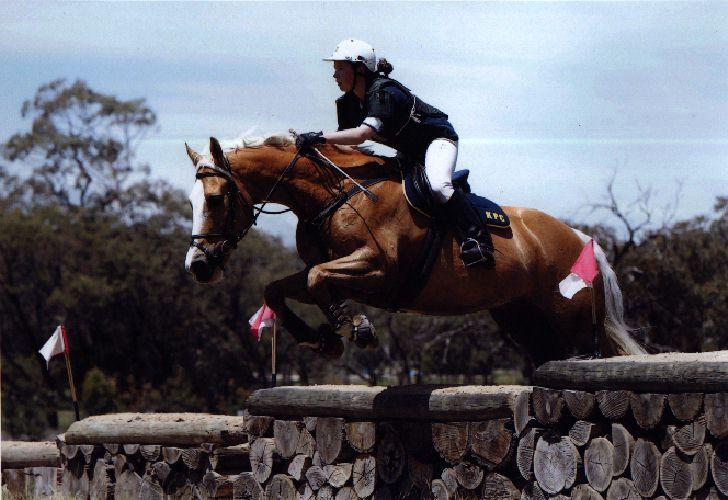 Chip - Cross Country Kyneton HT 2003